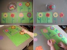 school, flower