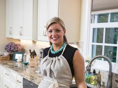 #FoodNetworkStar Damaris Phillips dishes on her upcoming show, #SouthernatHeart.
