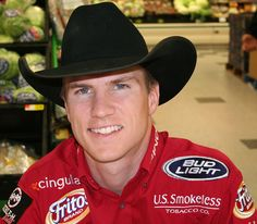 Justin McBride. The sexiest Professional Bull Rider before he retired.