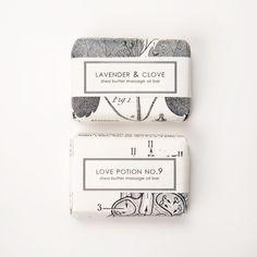 Soaps packaging