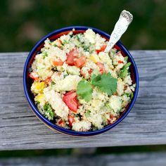 mango salsa quinoa salad