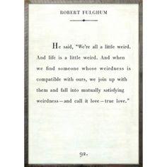 Robert Fulghum Artwo