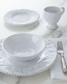 Caff Ceramiche 16-Piece Delizia Dinnerware Service - Neiman Marcus