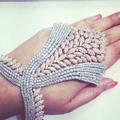 Diamond tree jewels
