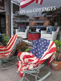 | Camps and Cottages Vintage Cottage Home Furniture, Decor and Accessories by Molly English Laguna Beach California