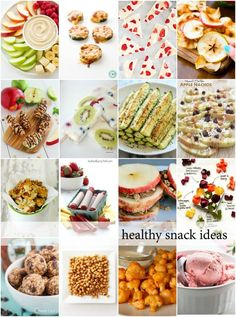 25 Healthy Snacks -