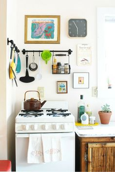 a living space: Art and IKEA in the Kitchen