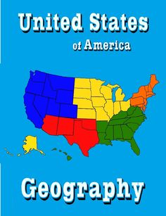 and the five major geographic regions of the continental United States ...
