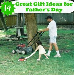 Unique Father's Day gift ideas for Dad no matter what he loves to do!
