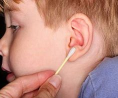 6 Home Remedies For Ear Wax Removal I did the earwax removal just plain hydrogen peroxide...it bubbled and tickled but cleaned my ear. The husband had major gunk come out..after trying it several times. Definitely cheaper than buying those beeswax candles.