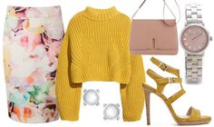 7 Chic Skirt-and-Sweater Combos to Try Now We've got your wardrobe for the week sorted! sweater stori