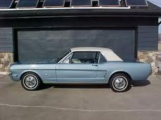 1966 Ford Mustang!
