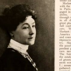 You've Never Heard Of Her, But She's Basically One Of The Most Important Women In Movie History- Alice Guy-Blanche
