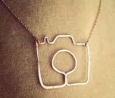 Camera Necklace.