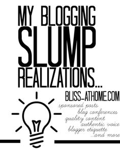 tips on how to be a better blogger