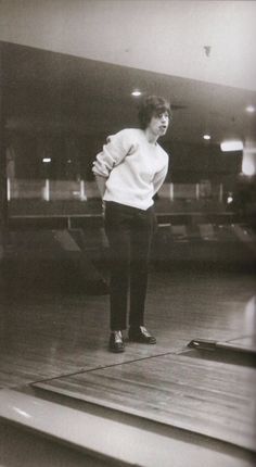 On tour | bowling | 1965 | rolling stones