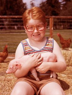 piglets, country kids, farm life, pets, pigs, children, gingers, coloured hair, photography