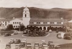 Bell Tower, circa 1934 CAM