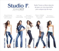 Colombian Fit Jeans