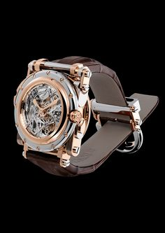 MANUFACTURE ROYALE Opera Minute Repeater Tourbillon