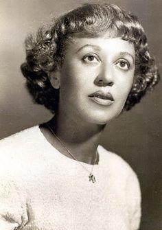 Isabelle Washington (sister of Fredi Washington) (1st wife of Adam Clayton Powell III)