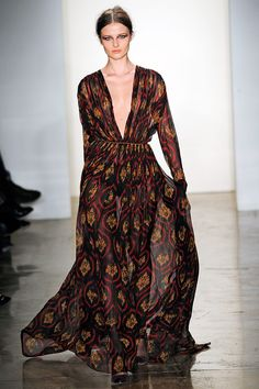 Sophie Theallet Fall 2012 RTW - Review - Fashion Week - Runway, Fashion Shows and Collections - Vogue - Vogue