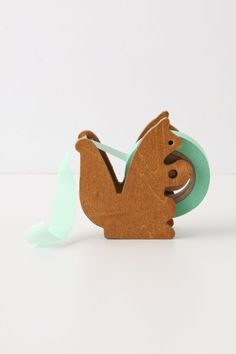Squirreled Away Tape Dispenser - Anthropologie.com