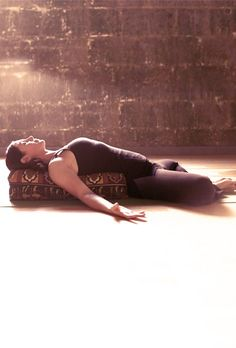 Relaxing Yoga Poses You Can Try At Home