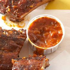 Honey-Chipotle Barbecue Sauce