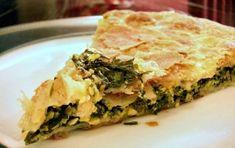 Byrek me spinaq (Spinach pie)