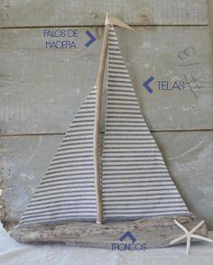 DIY: Barco marinero