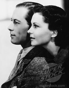 Rex Harrison and Vivien Leigh