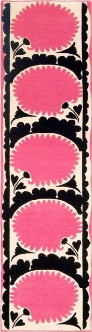 Madeline Weinrib Tibetan carpet