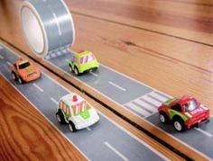 racetrack tape