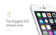 iOS 8 coming on September 17 - faster, simpler and with new exciting features! http://www.motionvfx.com/B3647  #apple #iphone #ipad #ipod #ios8 #ios