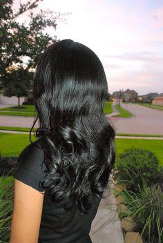 Relaxed Hair Health: Healthy Hair