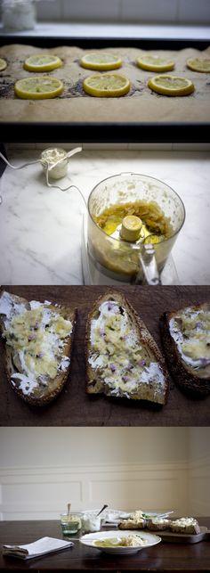 Roasted Lemon Chutney Recipe