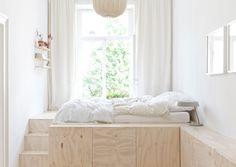 White apartment in Wiesbaden