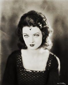 Myrna Loy, 1928.