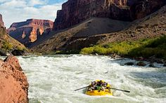 #110 paddle the grand canyon