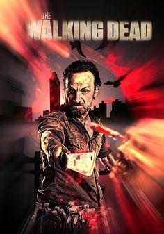 Rick Grimes, The Walking Dead