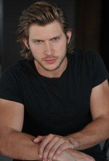 Greyston Holt...checking him out in Bitten right now :)