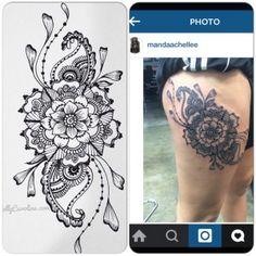 5 Henna tattoo inspi