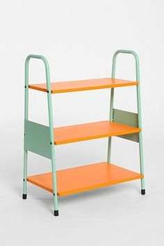 Assembly Home Ladder Shelf