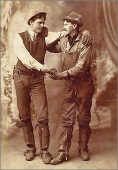 Vintage Male Affection