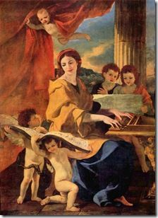 Santa Cecilia - patrona de los músicos