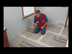 High traffic areas in your home need a durable and easy to clean surface such as ceramic or porcelain tiles. Before installing tile, you will need a sturdy and solid base. In this video, you will learn how to prepare your subfloor for a tile floor installation. For this project you will need several materials such as cement backer board, polymer...