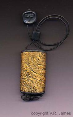 Inro. polym jewelri, galleries, clays, polym clay, blog, polymer clay, ferns, creativ polym, clay surfac