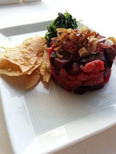 Beef Tartare | In Mama Maggie's Kitchen