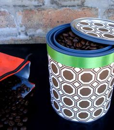 Transform Paint Cans into Pretty & Functional Containers